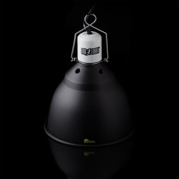 Светильник Exo-Terra Light Dome, large, до 150Вт