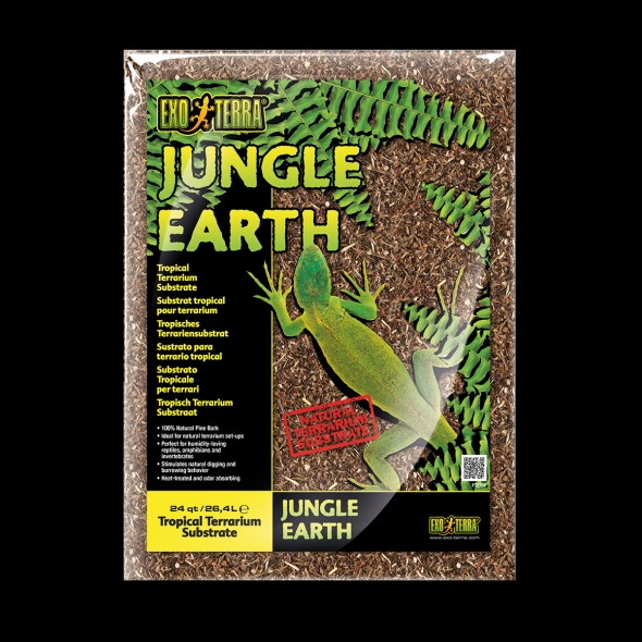 Субстрат Exo-Terra Jungle Earth Substrate, 26,4 л