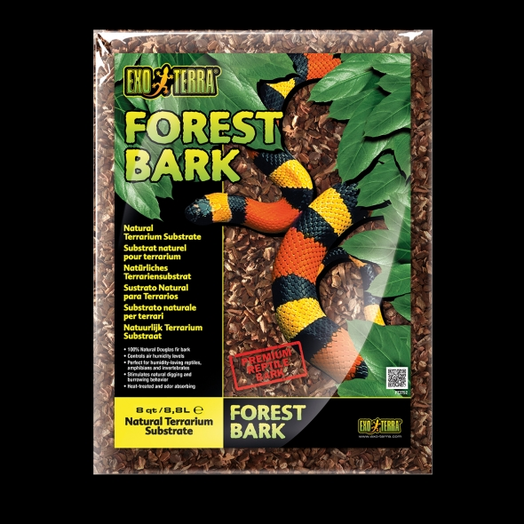 Субстрат Exo-Terra Forest Bark Substrate, 8,8 л