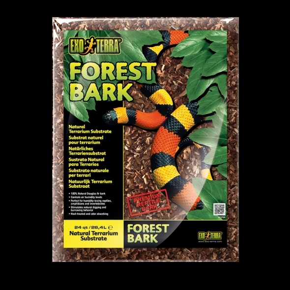 Субстрат Exo-Terra Forest Bark Substrate, 26,4 л