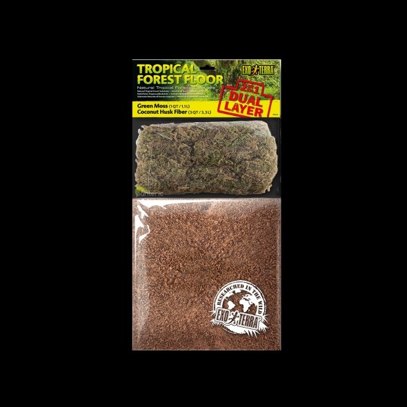 Субстрат Exo-Terra Tropical Forest Floor, 4л