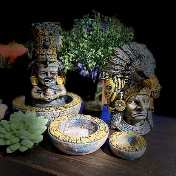 Поилка Exo Terra Aztec Water Dish - Medium
